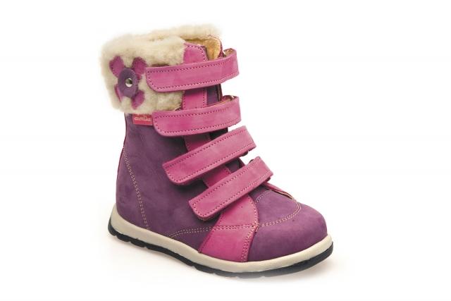 Buty na zimę Aurelka