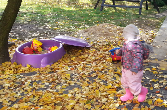 Buty dziecięce na jesień i zime