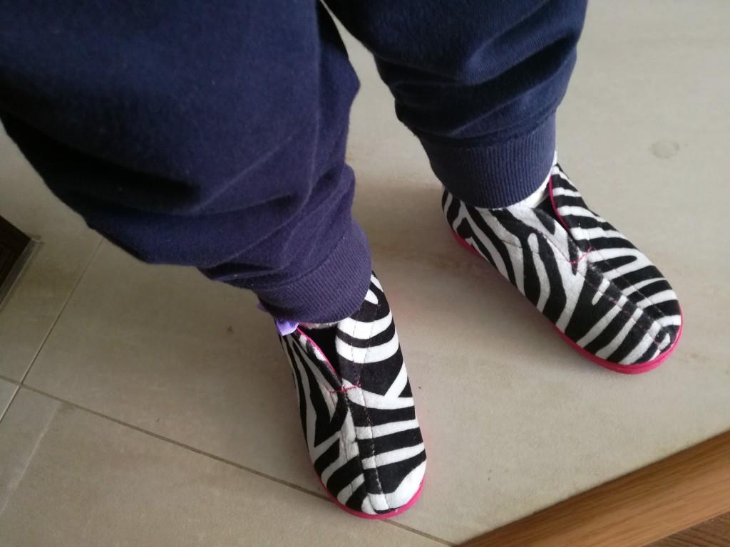 Kapcie slippers